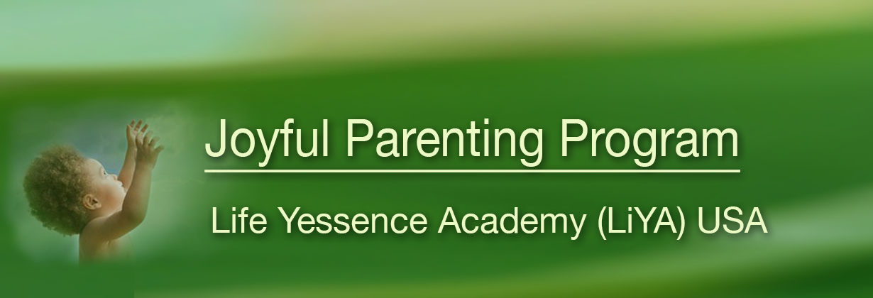 Introduction to Joyful Parenting Level 1